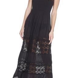 Farrah Smocked Cover-Up Maxi Dress | Nordstrom