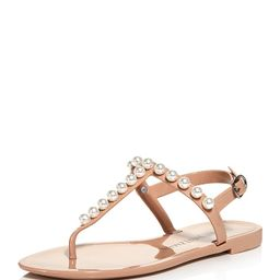 Women's Goldie Embellished Jelly Sandals   Bloomingdale's (US)