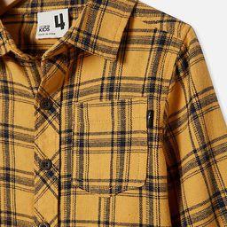 Rugged Long Sleeve Shirt | Cotton On (AU)