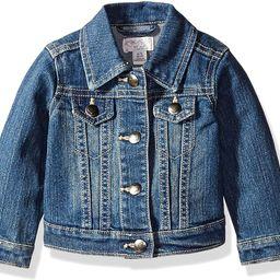 baby-girls Toddler Denim Jacket | Amazon (US)