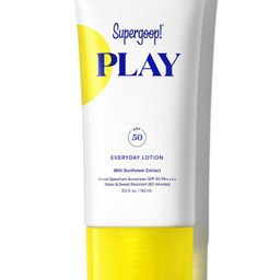 PLAY Everyday Lotion SPF 50 with Sunflower Extract   Supergoop