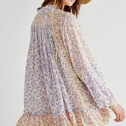 Lost In You Printed Tunic   Free People (US)