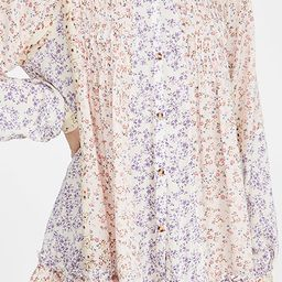 Lost In You Printed Tunic   Shopbop