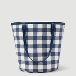 Gingham Tote Bag | Ann Taylor | Ann Taylor (US)