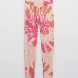 OFFLINE Real Me High Waisted Crossover Legging | American Eagle Outfitters (US & CA)
