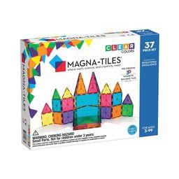 MAGNA-TILES Clear Colors 37pc Set | Target
