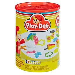 Play-Doh Classic Canister Retro Set with 6 Non-Toxic Colors | Target