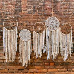 Lot of Boho Dream Catchers  Set of Custom Bohemian Wedding   Etsy   Etsy (US)