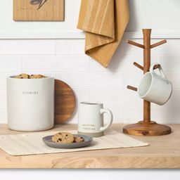 'Morning Sunshine' Stoneware Mug Yellow - Hearth & Hand™ with Magnolia | Target