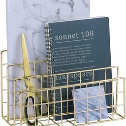 Rumcent Desktop Letter Sorter, Organizer for Mails Books Files Brochures Postcards Makeups and Mo...   Amazon (CA)