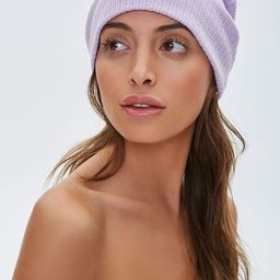 Ribbed Knit Beanie | Forever 21 (US)