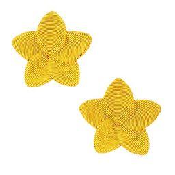 Frangipani Floral Clip-On Earrings | Saks Fifth Avenue