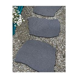Gardener's Supply Company Recycled Rubber Flagstone Stepping Stone - Gardener's Supply Company | Target