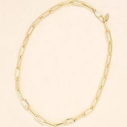 Interlinked Chain Necklace | Ettika