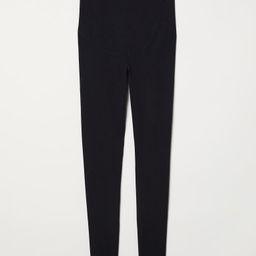 MAMA Jersey Leggings   H&M (US)