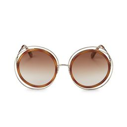 58MM Round Sunglasses | Saks Fifth Avenue OFF 5TH