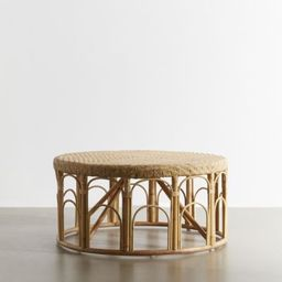 Lulu Rattan Coffee Table | Urban Outfitters (US and RoW)