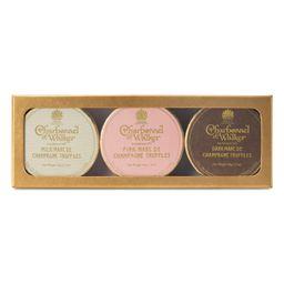 Milk/Pink/Dark Chocolate Truffles in Gift Box | Nordstrom