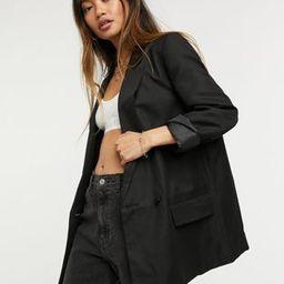 ASOS DESIGN perfect blazer in black   ASOS (Global)