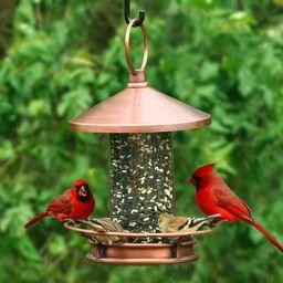 Classic Copper Bird Feeder | Pottery Barn (US)