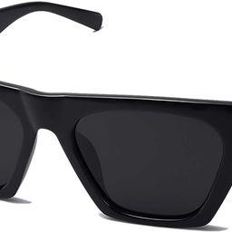 SOJOS Retro Square Cateye Polarized Women Sunglasses Trendy Style BELLA SJ2115 | Amazon (US)