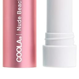COOLA Mineral Liplux Organic SPF 30 in Nude Beach from Revolve.com | Revolve Clothing (Global)