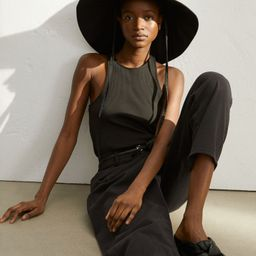 Cotton sun hat | H&M (UK, IE, MY, IN, SG, PH, TW, HK)