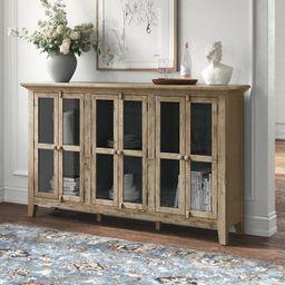 "Claire 70"" Wide Acacia Wood Sideboard | Wayfair North America"