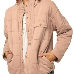 Mable Quilted Jacket   Nordstrom