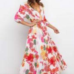Dumont Dress - White | Petal & Pup (US)