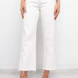 Sunder Jeans - Ivory | Petal & Pup (US)