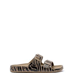 Mandial Two-Strap Slide   Vince Camuto