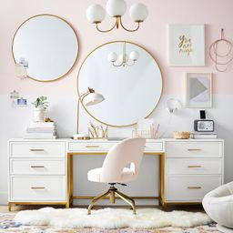 Blaire Desk & Tower Sets | Pottery Barn Teen