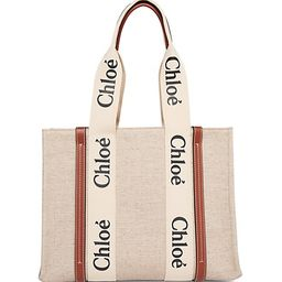 Large Woody Canvas Tote   Saks Fifth Avenue