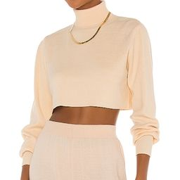 X REVOLVE Cropped Turtleneck   Revolve Clothing (Global)