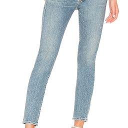 Olivia High Rise Slim Ankle   Revolve Clothing (Global)