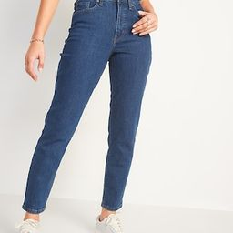 High-Waisted O.G. Straight Ankle Jeans for Women   Old Navy (CA)