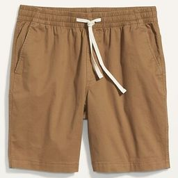 Twill Jogger Shorts for Men -- 9-inch inseam | Old Navy (US)