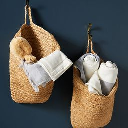 Mira Hanging Basket | Anthropologie (US)
