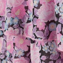 Puff-sleeved Ruffled Dress | H&M (US)