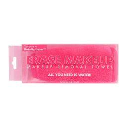 Erase Makeup Facial Cleansing Cloth   Target