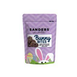 Sanders Easter Dark Chocolate Sea Salt Caramels Bites - 3.75oz   Target