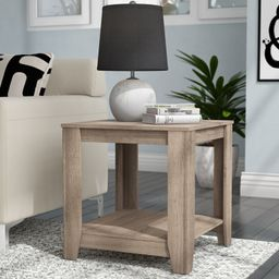 Hille End Table   Wayfair North America