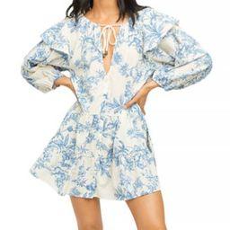 Sunbaked Cotton Swing Dress | Bloomingdale's (US)
