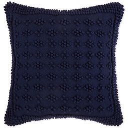 One Kings Lane™ Open House Textured Square Throw Pillow   Bed Bath & Beyond   Bed Bath & Beyond