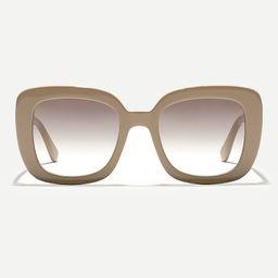 Oversized square sunglasses | J.Crew US