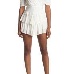 Do + Be | Puff Sleeve V-Neck Dress | Nordstrom Rack | Nordstrom Rack