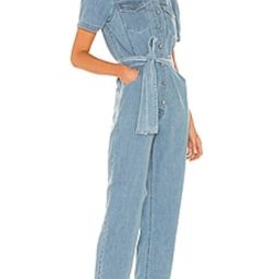 Boyish The Vincent Jumpsuit in The General from Revolve.com | Revolve Clothing (Global)