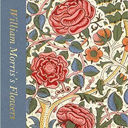 William Morris's Flowers    Hardcover – Illustrated, September 3, 2019 | Amazon (US)