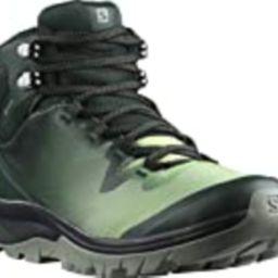 Salomon Women's VAYA MID GTX Hiking, Green Gables/Spruce Stone/Shadow, 8.5   Amazon (US)